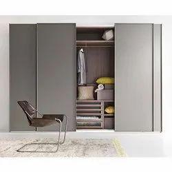 EMC Wood wardrobe, For Home