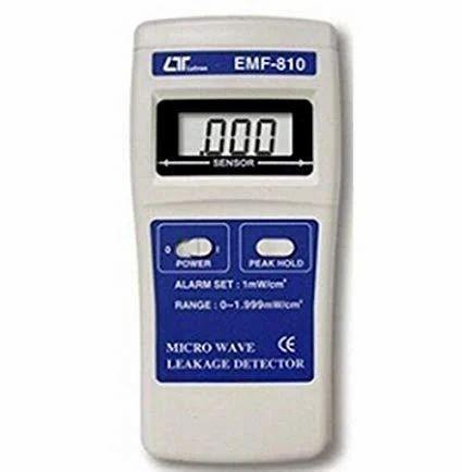 Lutron Micro Wave Leakage Detector Model No Emf 810