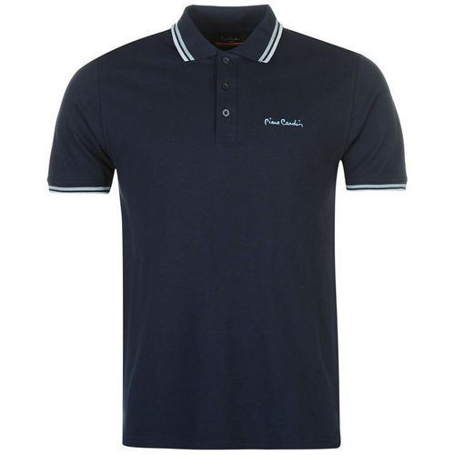 Mens Cotton Half Sleeve Polo T Shirt, Size: S, M & L