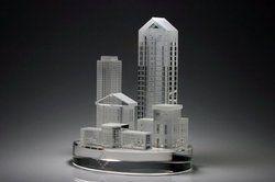 Corporate Crystal Miniatures