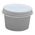 200 Gm Plain Paint Bucket