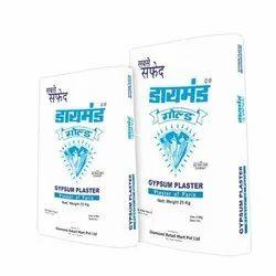 25 Kg Diamond White Cement, Packaging Type: PP Sack Bag
