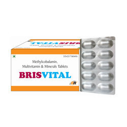 Methylcobalamin Multivitamin Tablet