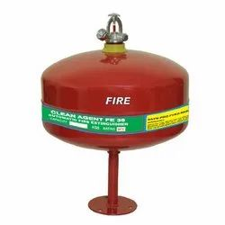 10 kg Automatic Roof DCP Fire Extinguisher