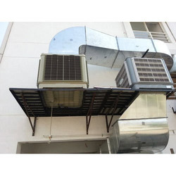 Stainless Steel Air Cooling Duct System