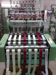 High Speed Elastic Tape Machine