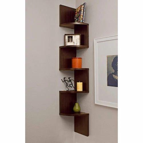 Sensational Wooden Zig Zag Corner Shelf Download Free Architecture Designs Itiscsunscenecom