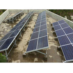 Solar Rooftop Power Plant