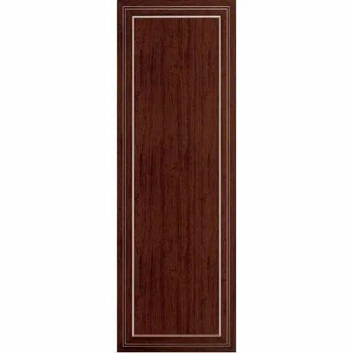 Modern Pvc Bathroom Door Interior Rs 1200 Set Tarini Doors Id 20725818133