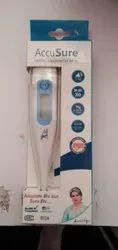 ACCUSURE Probe Thermometers Digital Thermometer, For Hospital