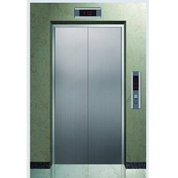 Standard Mild Steel MS Elevator Door, Telescopic