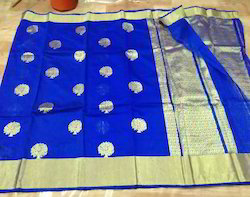 Handloom Raw Silk Saree