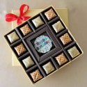 Square Chocolate With Special Message