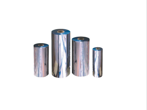Triveni poly films 8 Micron Metallized Polyester Film
