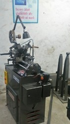Component Making Traub Machine