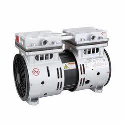 Oil Free Air Compressor Motor, Air Compressor Model: ST550