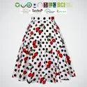 Sustainable Cotton Ladies Skirts