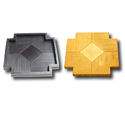 Spectra Floor Tiles Rubber Mould