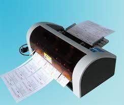 Business Card Cutter Pvc