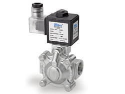 Fountain solenoid valve