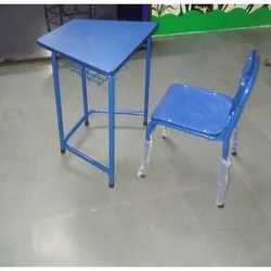Play School Single Seater Table With Chair