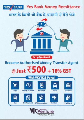 Product Image Yes Bank Money Transfer Agency