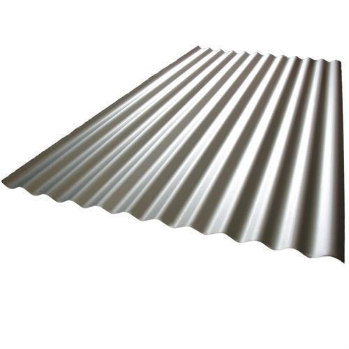 Gi Roofing Sheet At Rs 75 Kilogram Darshan Purwa