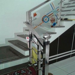 Panel Glass Railing