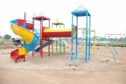 Outdoor Multi Play Systems
