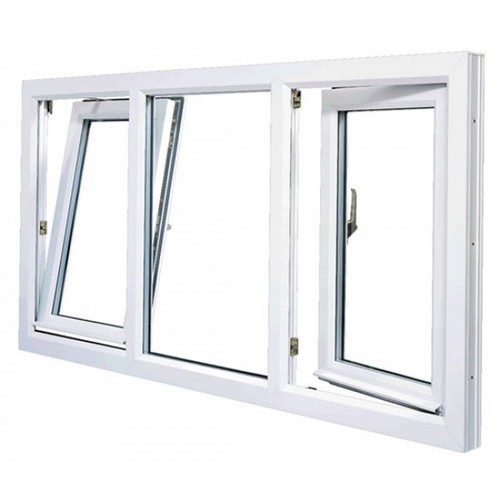 White Pvc Window Frame Yujing India Private Limited Id