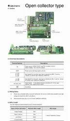 EMV-PG01O Open Collector Output Type Encoder Feedback PG Card for Delta VFD-V