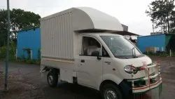 Commercial Vehicle Body Fabrication