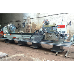 Over Size Lathe Machine