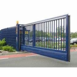 Gate, Industrial, Manual