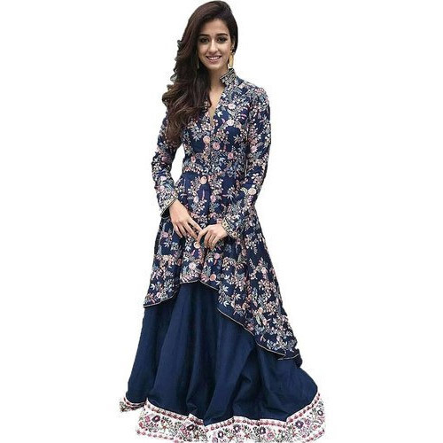 2e37c3b1b37 Party Wear Western Wear Indo Western Dress