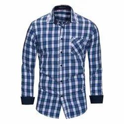 Casual Checkered Wear Shirts