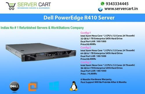 Server - Dell PowerEdge 1950 Server, Intel Xeon Quad Core - 2CPU's