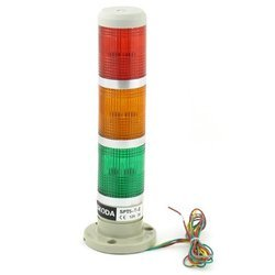 Check Scale With Tower Lamp, Voltage: 230 V AC