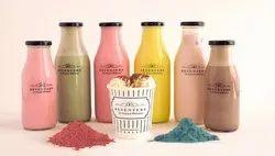 Milkshake Glass Bottle