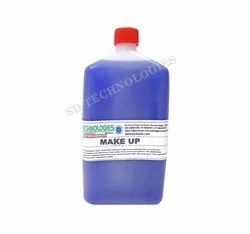 Alphajet Blue Make Up Printing Ink