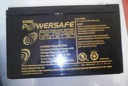 Exide 12V7Ah UPS Battery, Model Number/Name: Ep 7-12
