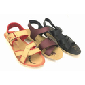 Ladies PU Sandal