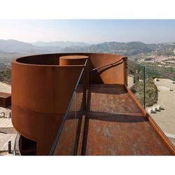 Corten Steel Grade A (Corrosion Resistant Steel)