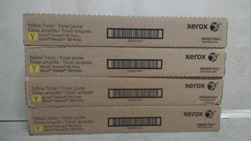 Genuine Xerox Versant 80 /180 Press Full Set Toner Cartridges