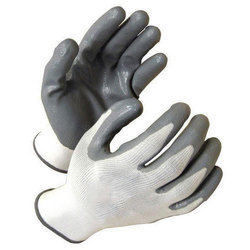 Nitrile Coated Hand Glove