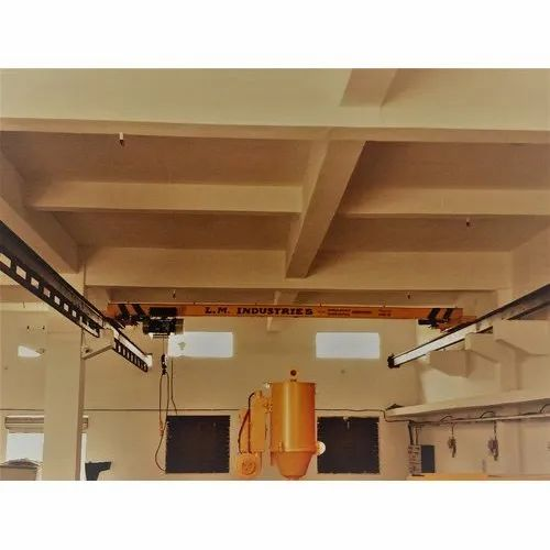 1 Ton Single Girder Crane