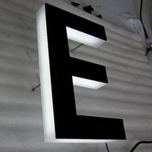 Edge Lit Acrylic Led Sign Letter