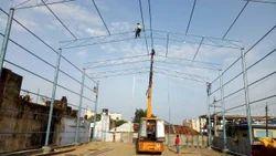 Badminton Court Construction Services, 2 To 12