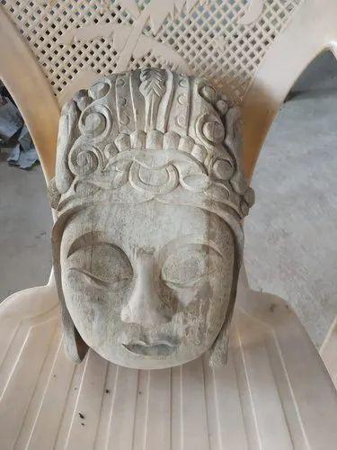 Wooden Buddhist Statue