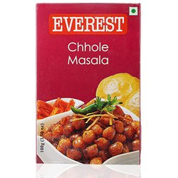 Everest Chhole Masala, Packaging Size: 100g (3.50 oz), Packaging Type: Packet